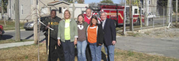 Home Depot, Renaissance Pointe revitalization project